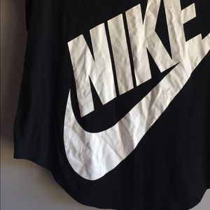 Nike Dolman Style Top